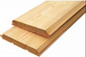 Имитация бруса - качественная деревянная вагонка для обшивки фасада и жилых помещений