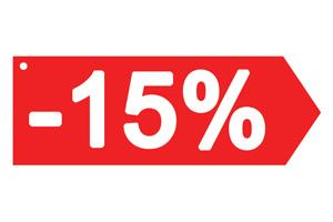 Скидка 15% на всю некрашеную вагонку с 19 марта по 1 апреля 2018