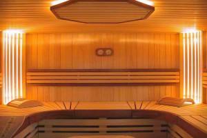 Светильники для бани - особенности выбора