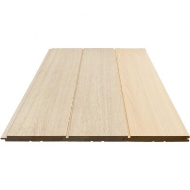 Панели абаши широкие, 16х150 (140) мм, профиль-STS