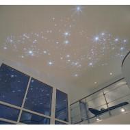 Комплект Cariitti Звездное небо Crystal Star хром, с синим мерцанием (100 звезд и 18 хрустальных насадок), 1527612