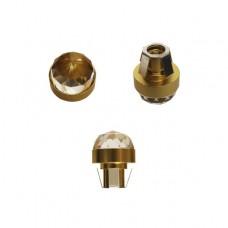 Хрустальный светильник Cariitti CR-20 Led, золото IP67 арт. 1545187
