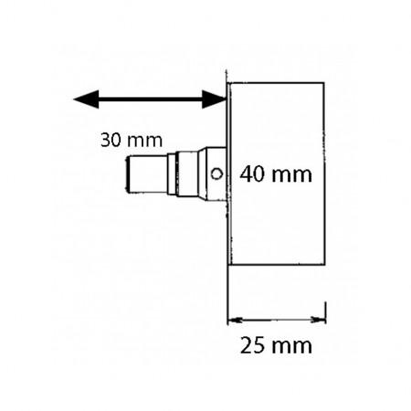 Светодиодный светильник Cariitti SY IP67 арт. 1532660