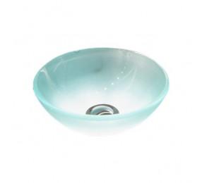 Стеклянная раковина d 420 мм Cariitti арт. 1545641