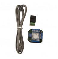 Промежуточный модуль Cariitti Led easy PB Coupler для кнопочного выключателя, арт. 1532224