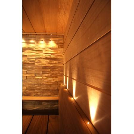 Комплект освещения сауны Cariitti с проектором VPAC-1527-F335 (арт. 1516702)