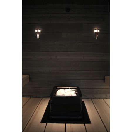 Светильник Cariitti Факел TL-100 с деревянным стержнем, арт. 1545801