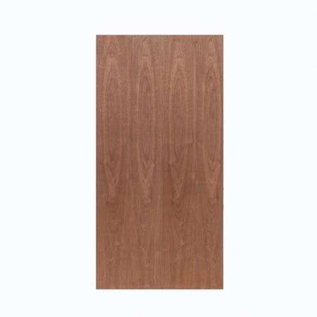 Шпонированные панели, черный орех, 1200х600х16 мм