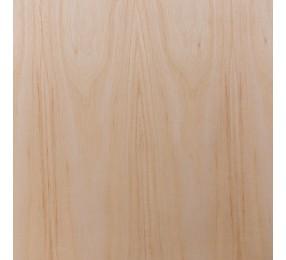 Шпонированные панели, белый ясень, 2440х1220х11 мм