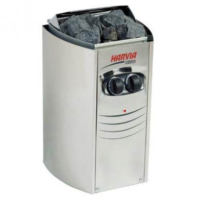 Harvia Vega Compact BC35 - электрическая печь-каменка, встроенное управление
