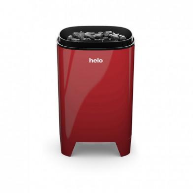 Helo Fonda DET 600 - электрическая каменка без пульта управления (красный)