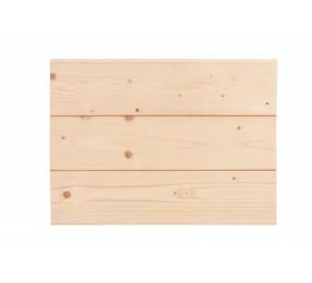 Доска потолочная шпунтованная 15х100(90) мм, хвоя, сорт АВ