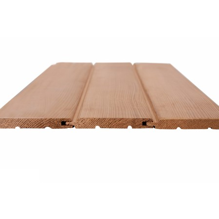 Вагонка Канадский кедр ПЕСТРЫЙ, 11х90(80) мм - 3,0 м