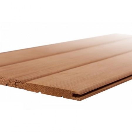 Вагонка Канадский кедр, 11х93(87) мм, софтлайн (1,53 - 3,05 м) - 1,5 м