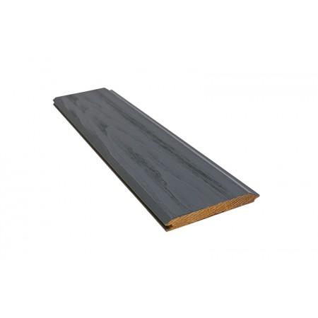 Имитация бруса 18х140 брашированная, покрытие - ЛАК