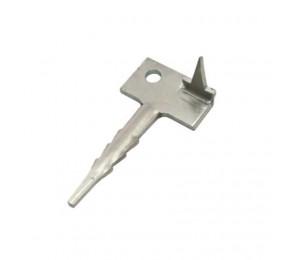 Скрытый крепеж для террасной доски «Ключ»