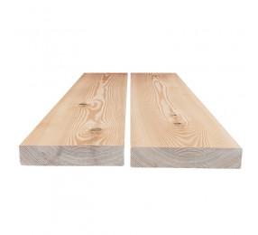 Террасная доска лиственница 24 мм, гладкая, Прима