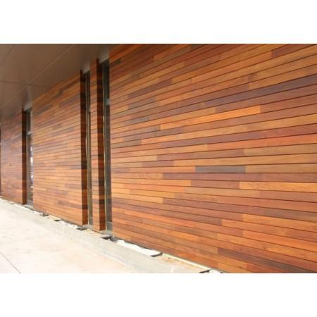 Облицовочная доска, МЕРАНТИ темно-красный 20х120 мм (Азия) - 2,75 м