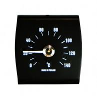 Термометр NIKKARIEN (чёрный), арт. 539M