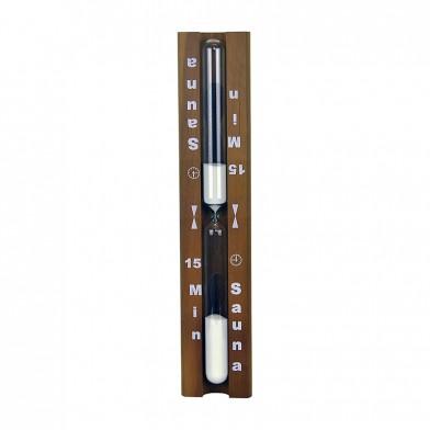 Часы песочные NIKKARIEN 540L, термодревесина (15 мин.)