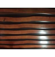 Деревянные обои «Степь» хвоя окрашенная, 16х110(104) мм