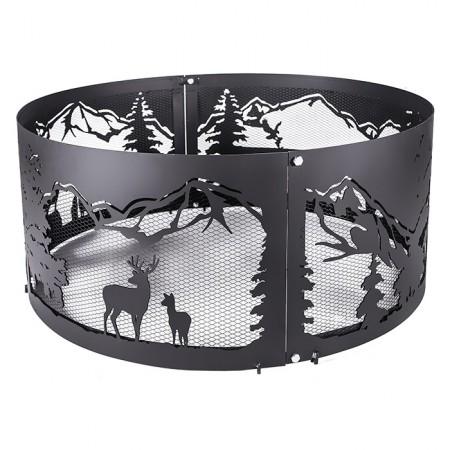 Кольцо Firecup для костра «Тайга», диаметр 64 см