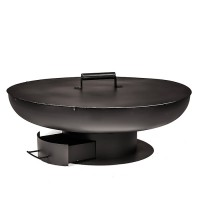 Крышка Firecup для очага, сплошная, диаметр 640 мм