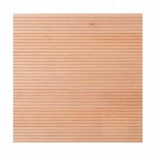 Вагонка «ВОЛНА» Ольха, сорт А, 15х83(78) мм