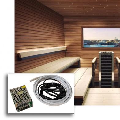 Светодиодная лента Premio для сауны 2,5 м нейтральный белый Арт. 512