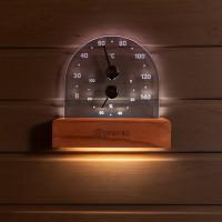 Термогигрометр PREMIO с подсветкой, арт. 635