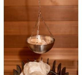 Чаша подвесная Premio с гималайской солью, Арт. S210