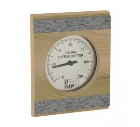 Термометр SAWO 280-TRD из кедра с талькохлоритом