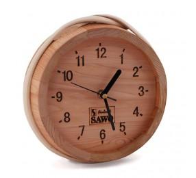 Часы деревянные, Sawo 531-D (кедр)