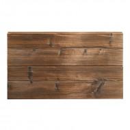Ремесленные отделочные панели из альпийской ели, 23х210 мм, обожженные (Южный Тироль)