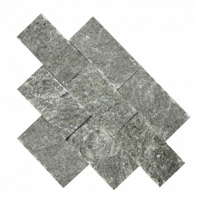 Плитка талькохлорит, «рваный камень» 100х50х20