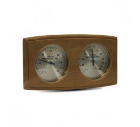 Термогигрометр SAWO 271-THBD (кедр)
