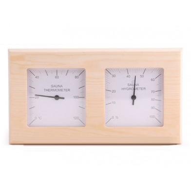 Термогигрометр Sawo 224-THA