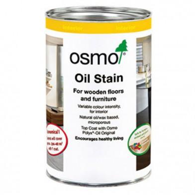 Цветной бейц Osmo OL-BEIZE на масляной основе 3512 (серебристо-серый прозрачный/интенсивный)