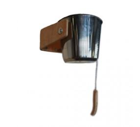 Обливное устройство, нержавеющая сталь, 18 л