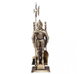 "Каминный набор (Ragar) ""Рыцарь"" Медь 80411"