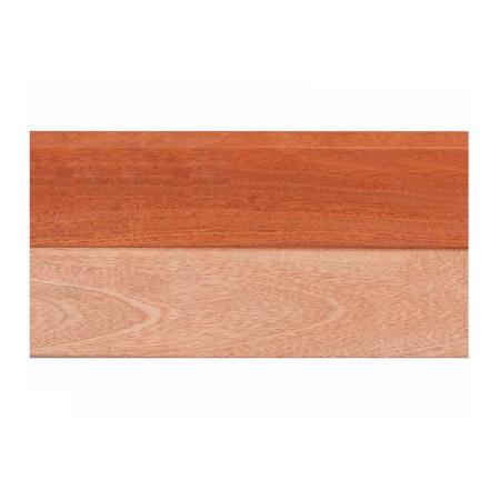 Вагонка Махагони (красное дерево), бессучковая 15х145(137) мм - 2,6 м