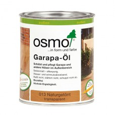 Масло OSMO TERRASSEN-OLE для террас, 013 для гарапы, натуральный тон