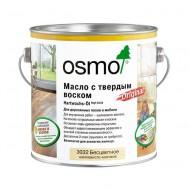 Масло c твердым воском Osmo Hartwachs-ol, 3032 бесцветное