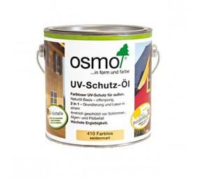 Масло OSMO защитное с УФ-фильтром, 410 бесцветное