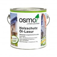 Защитное масло-лазурь для древесины OSMO HOLZSCHUTZ OL-LASUR 702 (Лиственница)