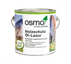 Защитное масло-лазурь для древесины OSMO HOLZSCHUTZ OL-LASUR 700 (Сосна)