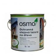 Защитное масло-лазурь для древесины OSMO HOLZSCHUTZ OL-LASUR 708 (Тик)