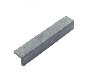 Уголок 300х40х40 мм из талькохлорита