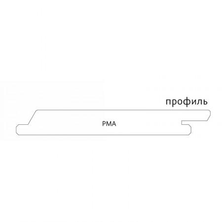 Панель Ясень intense Dubai PMA термообработанная - 3,9 м