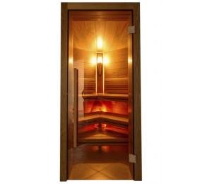 Эксклюзивные двери для саун премиум класса